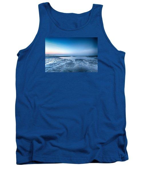 Blue Sunrise Tank Top