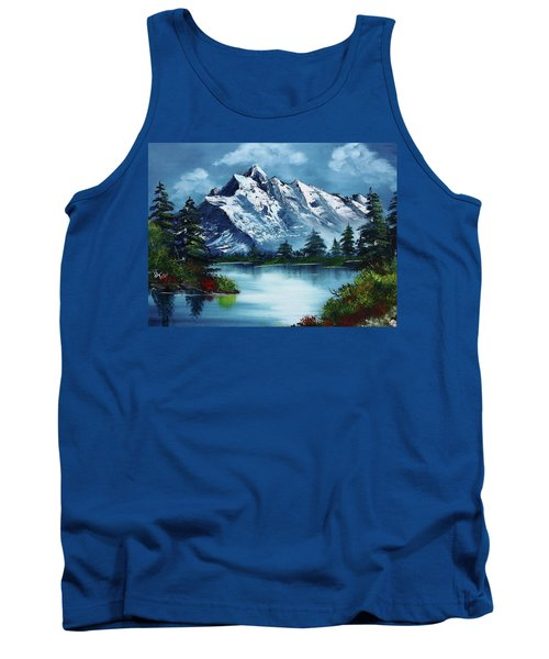 Take A Breath Tank Top