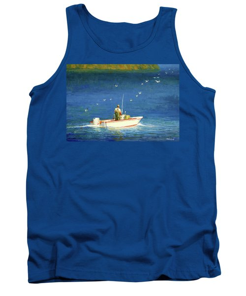 The Bayman Tank Top