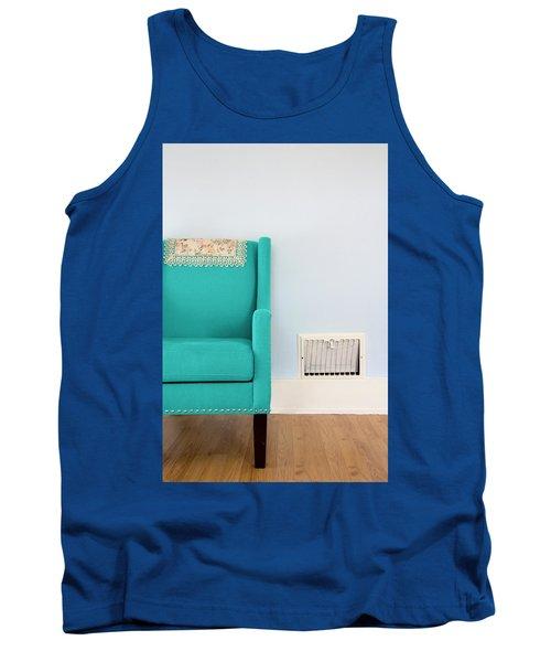 The Blue Chair Tank Top