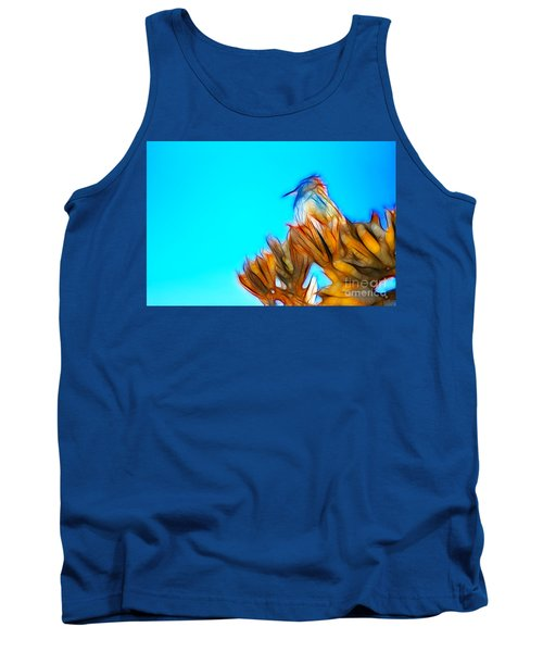The Cactus Wren Tank Top