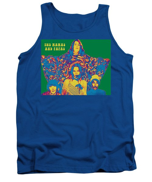 The Mamas And Papas Tank Top