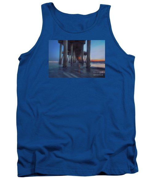 Under The Pier  Tank Top