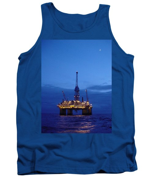 Visund In The Twilight Tank Top