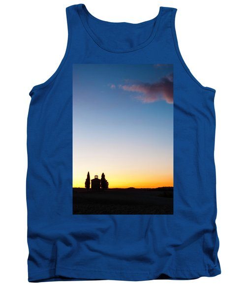 Vitaleta Chapel Tank Top