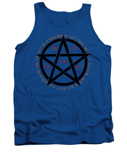 Witchcraft Concept Tank Top
