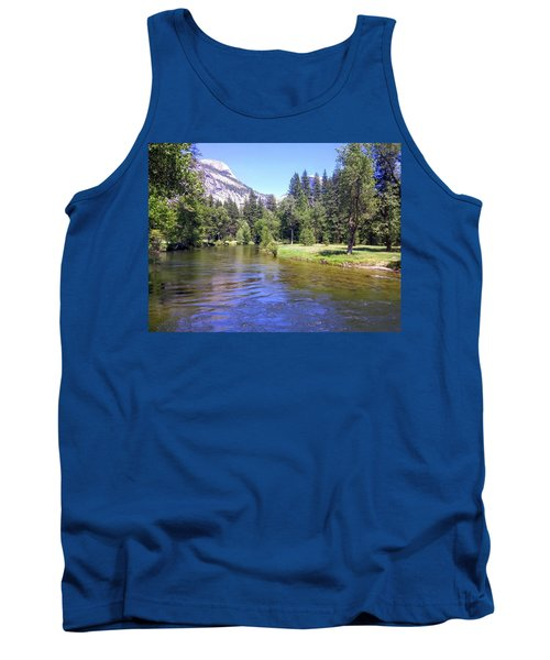 Yosemite Lazy River Tank Top