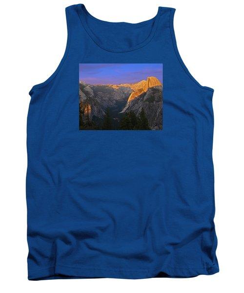 Yosemite Summer Sunset 2012 Tank Top