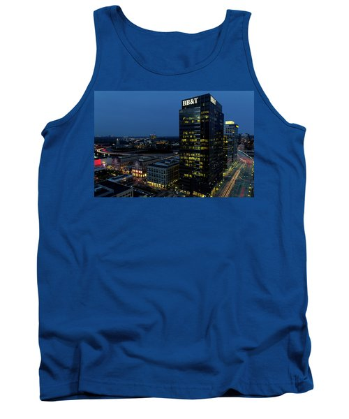 17th Street Skyline Tank Top