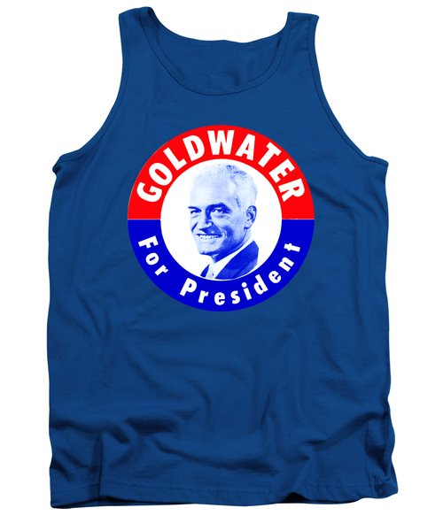 1964 Goldwater For President Tank Top