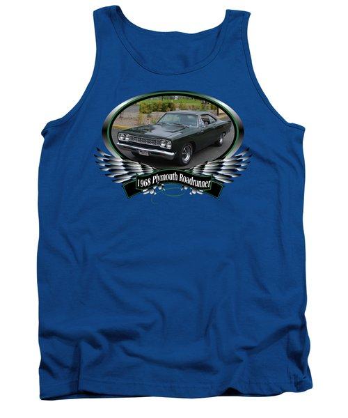 1968 Plymouth Roadrunner Davie Tank Top