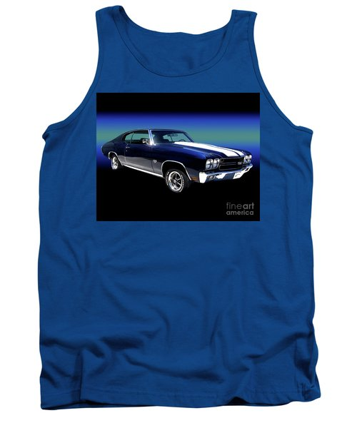 1970 Chevelle Ss Tank Top