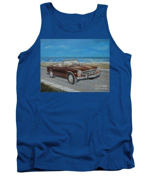 1970 Mercedes Benz 280 Sl Pagoda Tank Top
