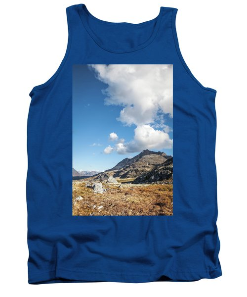 High Country In Fall Tank Top