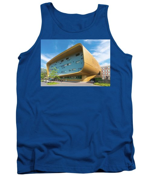 Modern Building Tank Top by Hans Engbers