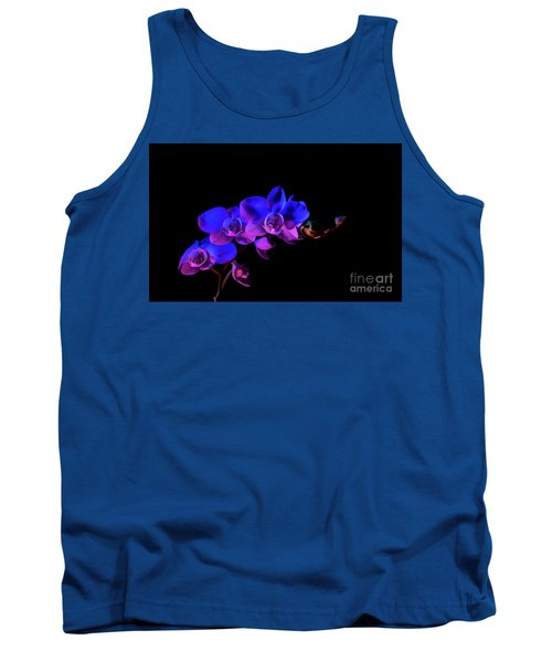 Orchid Tank Top by Brian Jones