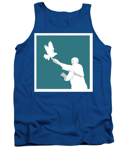 Pope Francis Tank Top