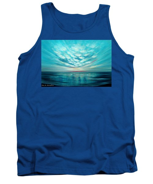 Sunset Quest Tank Top