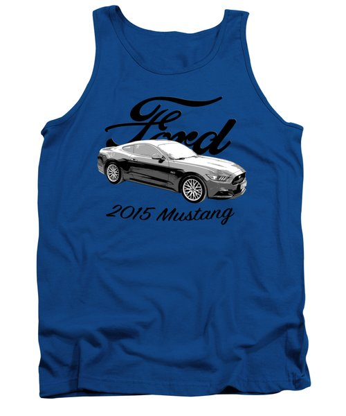 2015 Ford Mustang Tank Top