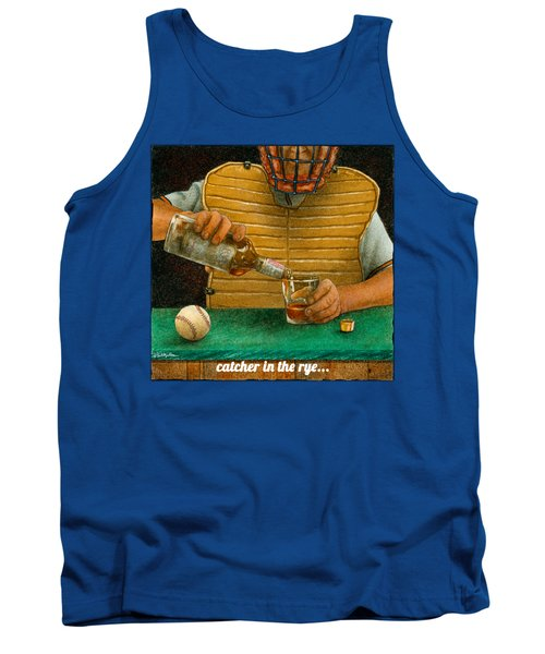 Catcher In The Rye... Tank Top