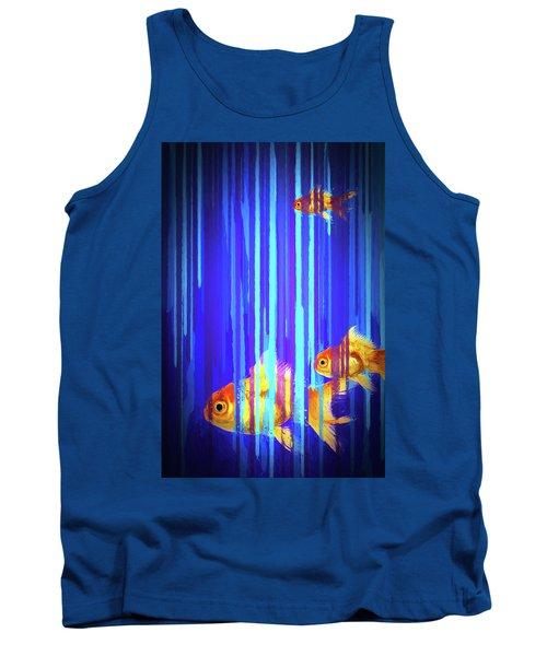 3 Fish Tank Top