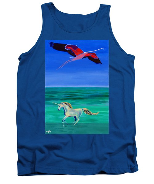Sons Of The Sun Tank Top