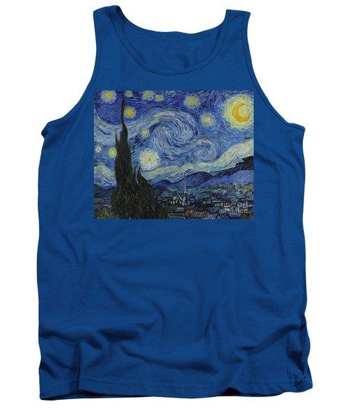 The Starry Night Tank Top