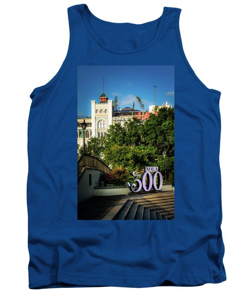 300 Years Of New Orleans Tank Top