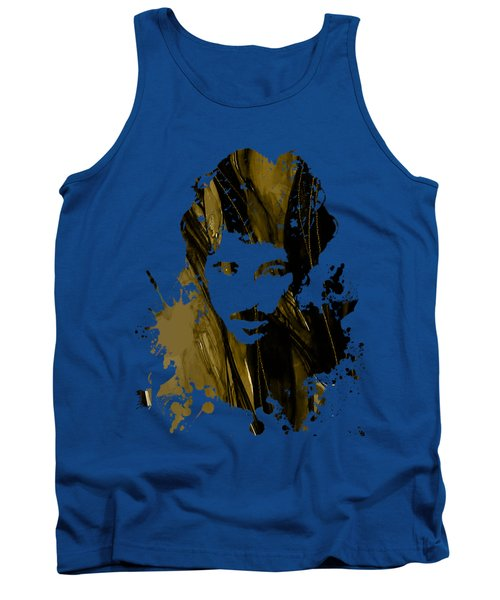 Bruce Springsteen Collection Tank Top by Marvin Blaine