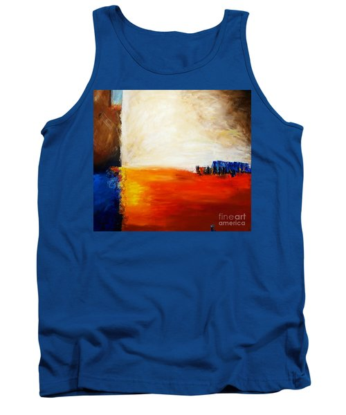 4 Corners Landscape Tank Top by Gallery Messina