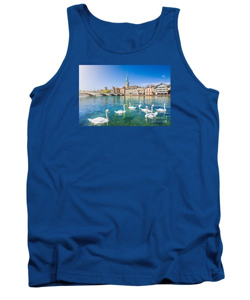 Zurich Tank Top by JR Photography