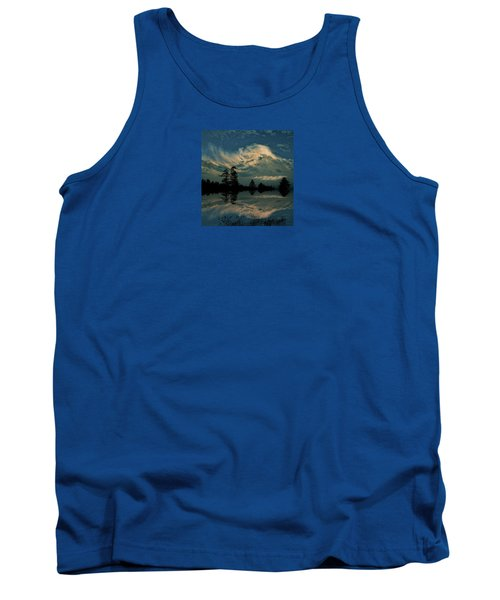 Tank Top featuring the photograph 4395 by Peter Holme III