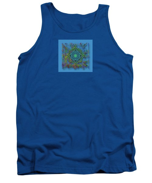 Tank Top featuring the photograph 4402 by Peter Holme III
