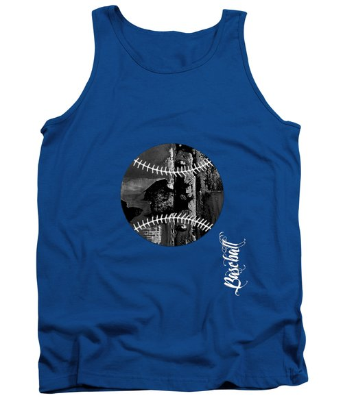 Baseball Collection Tank Top by Marvin Blaine