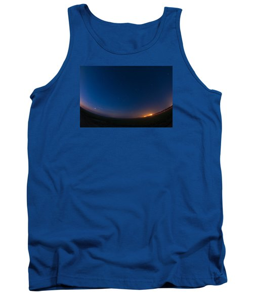5 Planet Alignment 2016 Tank Top