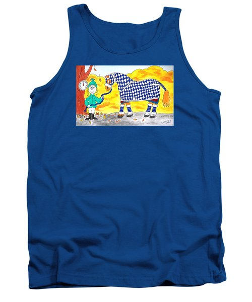 50 Degrees Tank Top