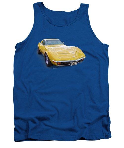 72 Corvette Tank Top