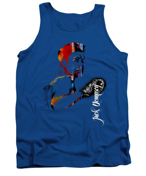 Jack Dempsey Collection Tank Top