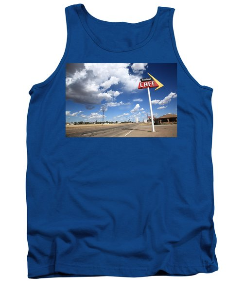 Route 66 Cafe Tank Top