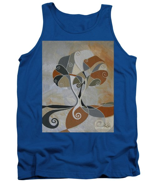 A Cold Winter's Day Tank Top