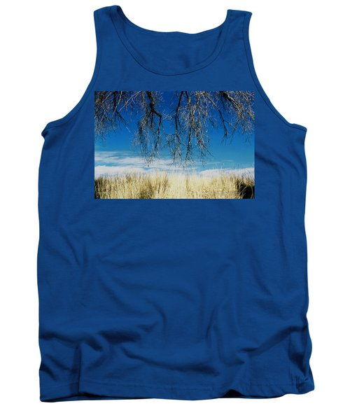 A Comfortable Place Tank Top