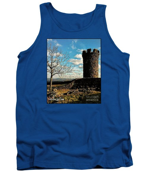 A Day At  Craigs  Castle   Tank Top