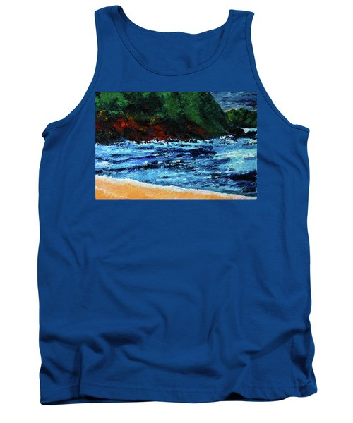 A Day At The Lake In Austin Texas Tank Top