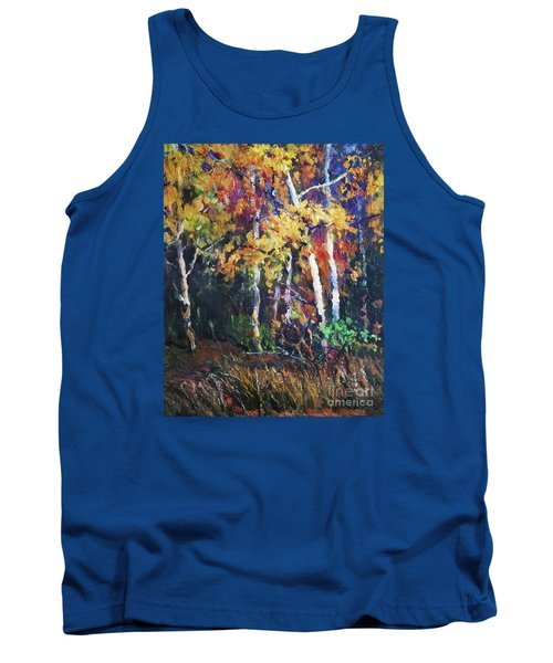 A Glance Of The Woods Tank Top
