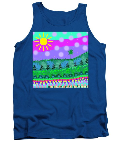 A Little Whimsy Tank Top