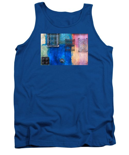 A Painted Wall Tank Top by Catherine Lau