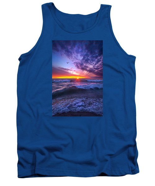 A Promise Of The Future Tank Top