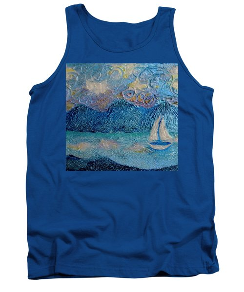 A Sailboat For The Mind #2 Tank Top