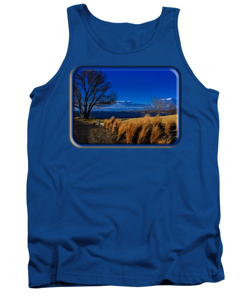 A Side Path Tank Top by Mark Myhaver