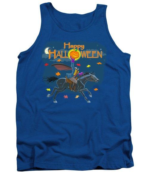 A Sleepy Hollow Halloween Tank Top